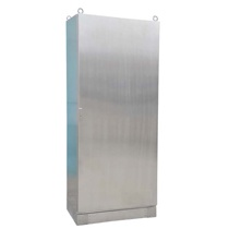 BES stainless steel control cabinet